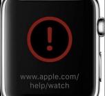 Прошивка Apple Wath